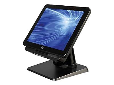 "ELO E128994 Touchcomputer X3-15 All-in-One Desktop 15"", 4 GB RAM, 320 GB HDD, Intel HD Graphics 4600, Black"