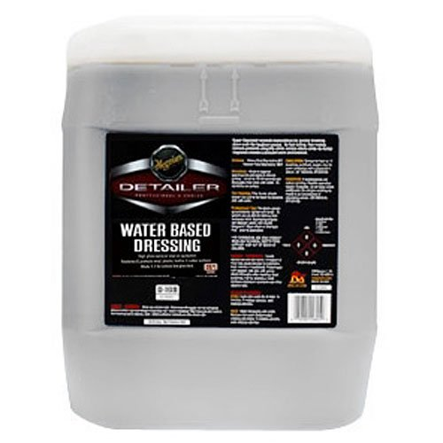 Meguiar's D17105 Water Based Dressing, 5 Gallon, 5 gallon, 1 Pack - Luster Detailer