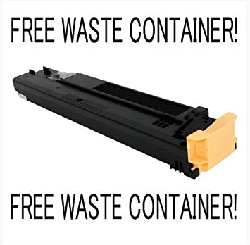 Workcentre Series Plus 1 Free Waste Container GreenEngineered Remanufactured Set of 4 Magenta Toner Cartridge for Xerox 6R1515 006R01515
