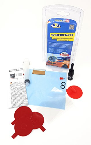 ATG Windshield-FIX – Windshield Repair Kit for Crack & Scratch Removal on...