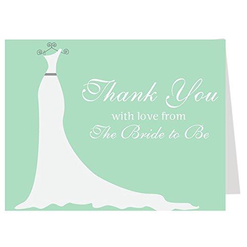 thank you notes wedding