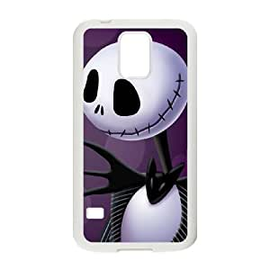 Samsung Galaxy S5 Phone Cases White The Nightmare Before Christmas FYD740989