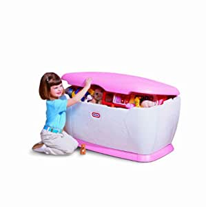 Little Tikes Giant Toy Chest Pink