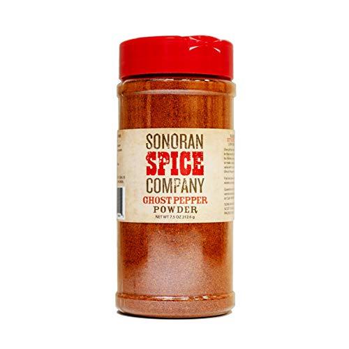Ghost Pepper - Bhut Jolokia - Powder - 7.5 Oz by Sonoran Spice