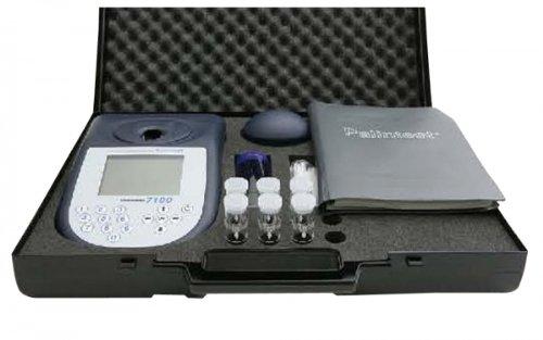 Poolwell photometer Palin prueba 7100 para más de 60 parámetros: Amazon.es: Jardín
