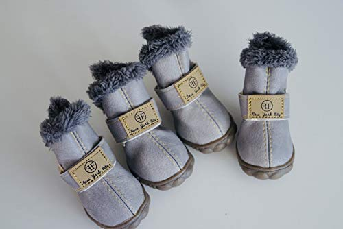 Furry Footwear LLC The Chicago Winter Boot (M,