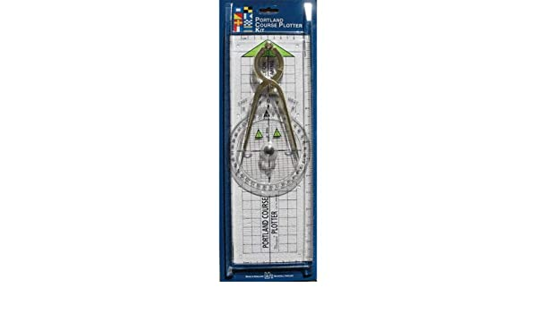 Blundell Harling Portland Course Plotter Kit & Divisores Gráfico ...
