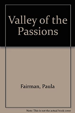 book cover of Valley of the Passions
