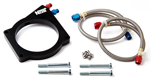 Ls2 Nitrous Kit - NOS 13435NOS LS2 OEM FI Plate