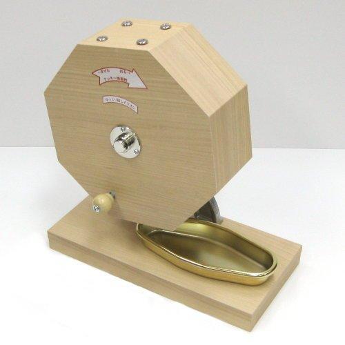 木製抽選器 (ガラポン・ガラガラ) 500球用