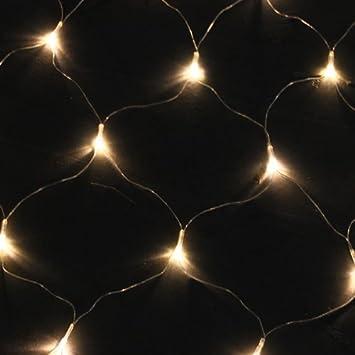 120er Led Lichternetz Lichterkette, Melojoy Weihnachten ...
