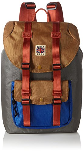 Gola Mixte Tech Khaki Multi Sac Dark Adulte Multicolore Bellamy à Dos rPrqTx4