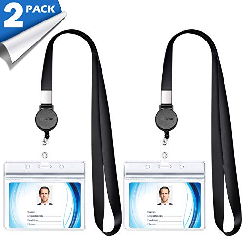 Lanyard with ID Holder (2 Pack) 20