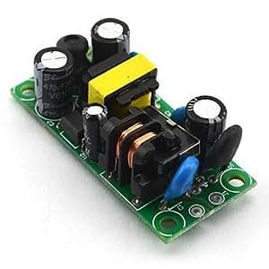 FJAMEI@ AC-DC Salida de alimentación de la conmutación 12V500mA módulo de fuente de alimentación incorporada Industrial LED Junta Bare