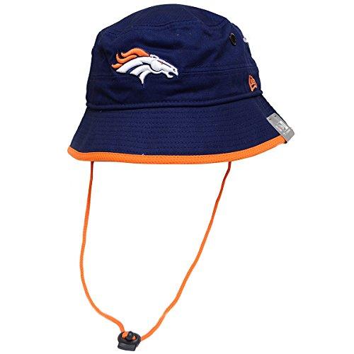 Sports Team Basic Action Bucket Hat (Denver Broncos, L)