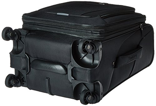 Travelpro Maxlite 4 International Carry-On Spinner Suitcase, Black by Travelpro (Image #3)