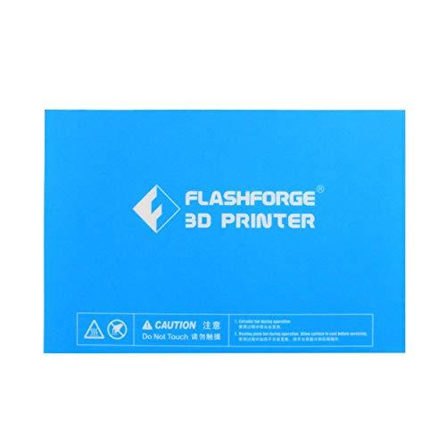 Flashforge Creator Pro/Dreamer/Inventor FDM 3D Printer Build Plate Sticker