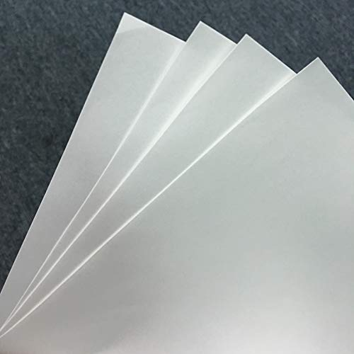 Printer Parts 100 Sheets for Sublimation Machine Heat Transfer Machine T-Shirt Clothes germent Cotton A3 Sublimation Paper Light Color by Yoton (Image #1)