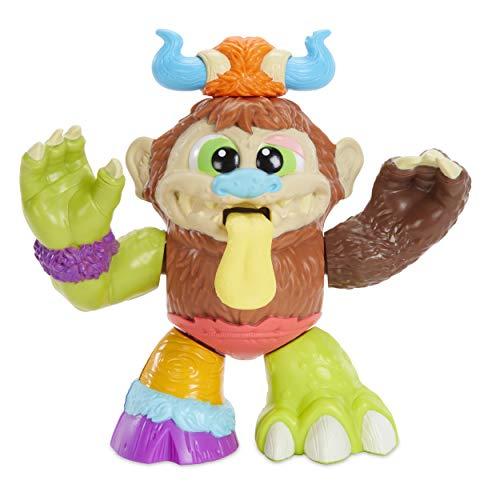 Crate Creatures Surprise Kaboom Box Stubbs Mix N Match Creature Figure, Multicolor