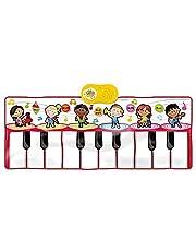 Zippy Mat SLW937 Piano Playmat