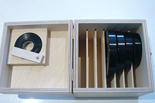 Koffer Ratgeber A Kugeln und Kugellager Dr. Führungsschiene Kreisel Baum 30mm