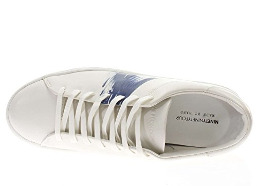 Crime London 11260S17B Sneakers Homme BIANCO 45