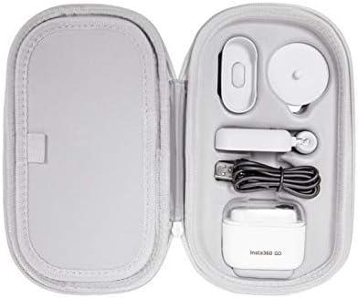 insta360 GO Carry Case f/ür Stabilisierte 1080P Vlog Kamera GO /& GO Zubeh/ör Portable Lightweight