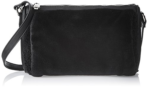 Madden Girl Messenger Bag (Black) (MGCHILLY)