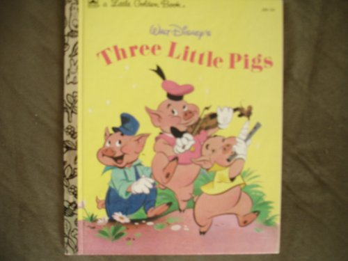 Walt Disneys Three Little Pigs - 1
