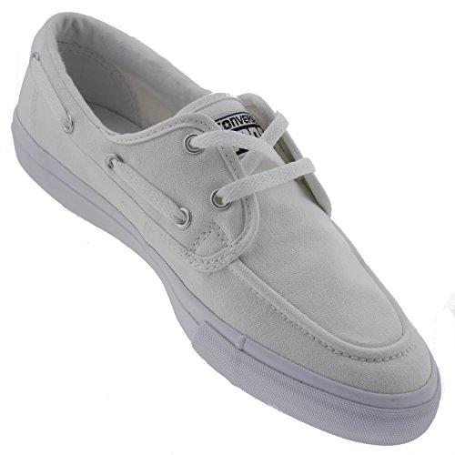 Converse Sneaker Bianco Sneaker Uomo Uomo Converse Bianco v0xOBvwqF