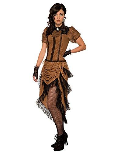 st Dance Saloon Girl, as Shown, Standard ()