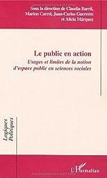 Le public en action : usage et limites de la notion d'espace public