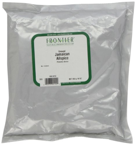Frontier Ground Jamaican Allspice, 16 Ounce Bag