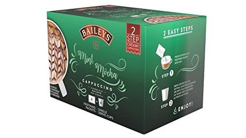 Cappuccino Mint (Baileys Cappuccino 5.2 oz (Mint Mocha))