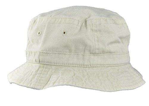 Men s Bucket Hat Size XXXL - Stone - Buy Online in Oman.  ac81b81c809