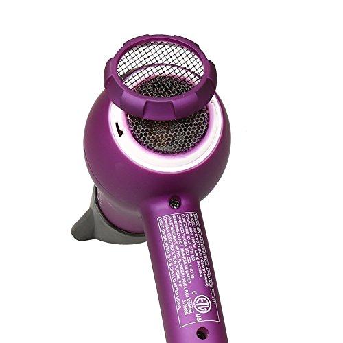 Wazor Hair Dryer Ionic Ceramic Mini Size Blow Dryer For