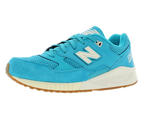 (New Balance 530 90S Running Solids Women's Classic Training Shoes W530AAH (7.5))