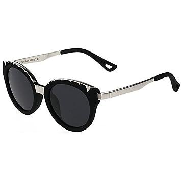 Nuevos niños gafas de sol polarizadas gafas Gafas reflector colorido bebé padre secciones para hombres y