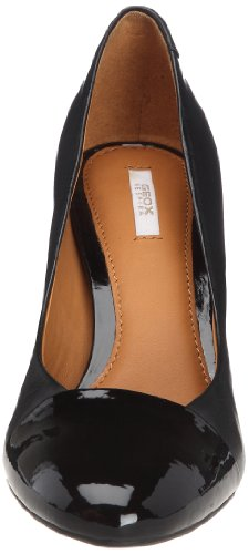 Geox Donna Marian 2 T D24Q3T - Zapatos de tacón para mujer negro - Noir (C9999)