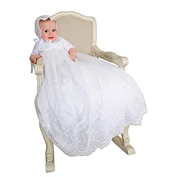 One Small Little one Lillian Reminiscence Christening Baptism Blessing Robe for Ladies