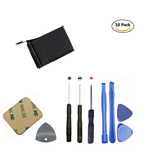 oGoDeal Battery Replacement A1578 With Repair Tool Set Kit for S1 Apple Watch Series 1 A1802 and (1st generation) A1553 38 (1st Generation Battery)
