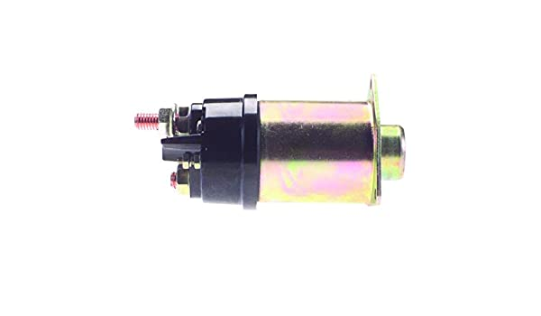 New 12V Starter Solenoid For Cummins Delco Ford 3-Terminal Grounded Base 3604651RX 1115609 1115613 D904A D914A E7HZ-11390-B SW2157