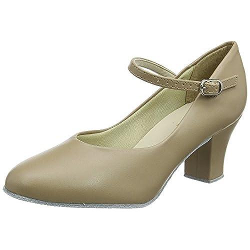 e5380107 85% OFF So Danca Ch792, Zapatillas de Baila Moderno y Jazz para Mujer