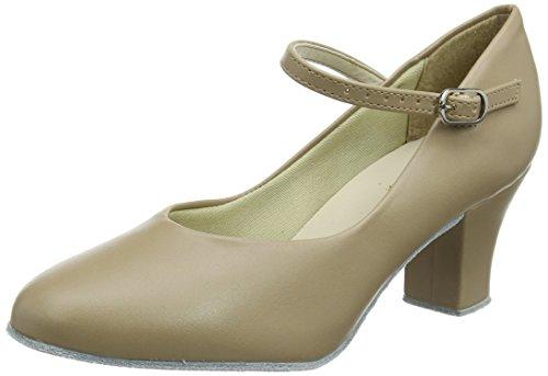 Beige Ch792 Danca de Tan Salon So Danse de Chaussures Femme C8dqdf5U