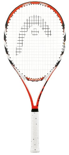 (Head Microgel Radical OS Tennis Racquet, 4 5/8)