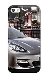 Hot Design Premium CKmYdvx1882efDnb Tpu Case Cover Iphone 5/5s Protection Case(2010 Porsche Panamera 8)