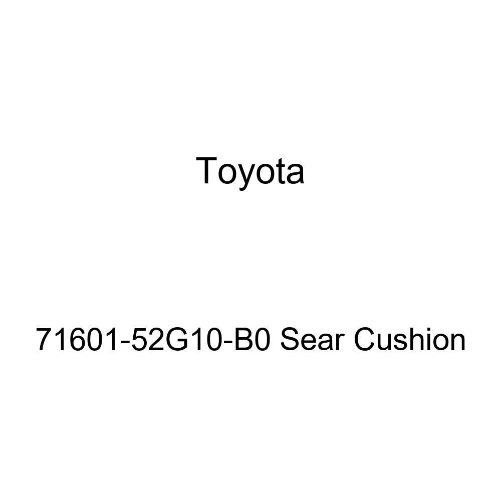 Toyota Genuine 71601-52G10-B0 Sear Cushion
