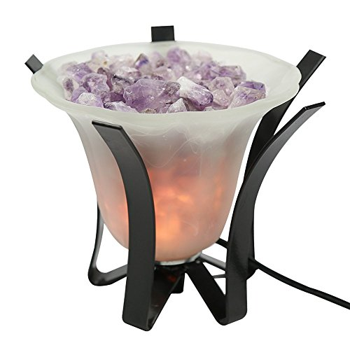 Amethyst Tranquility Lamp