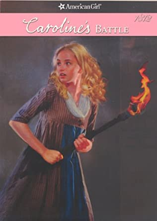 book cover of Caroline\'s Battle