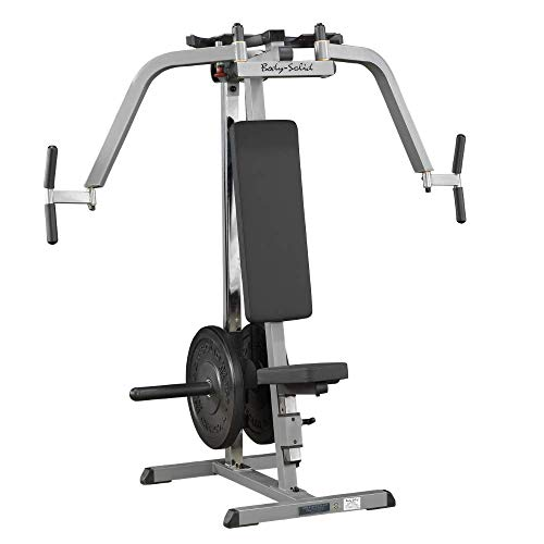 Body-Solid Plate-Loaded Pec Machine (GPM65) (The Best Pec Workout)